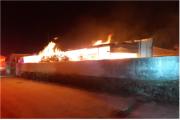 구례119안전센터, 구례군 마산면 헛간 화재 인명피해 없어