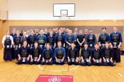 목포대 검도부, 유럽 국가대항 검도 대회 우승