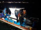 여수해경, 휴일 연료고갈 선박 예인과 응급환자 이송에 분주