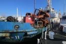 속초해경 ㆍ 청정바다 지킴이, 속초해경 방제 11호정 퇴역