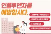 인플루엔자 유행주의보 발령