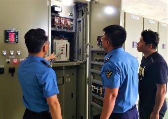 완도해경, 태풍내습 대비 사전 안전점검 실시